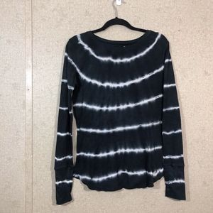 BDG Urban Outfitters Tie Dye Thermal Shirt